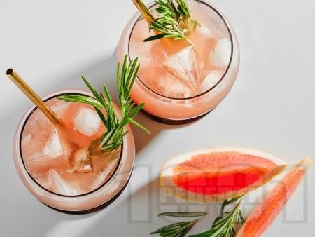 Коктейл от водка с грейпфрут - снимка на рецептата